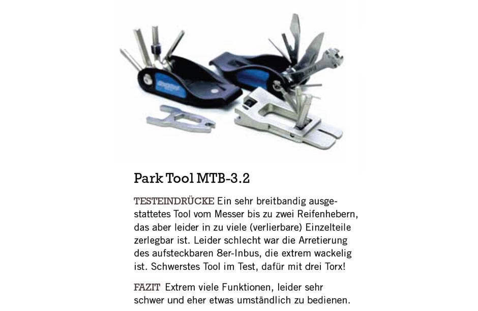Park Tool MTB-3.2