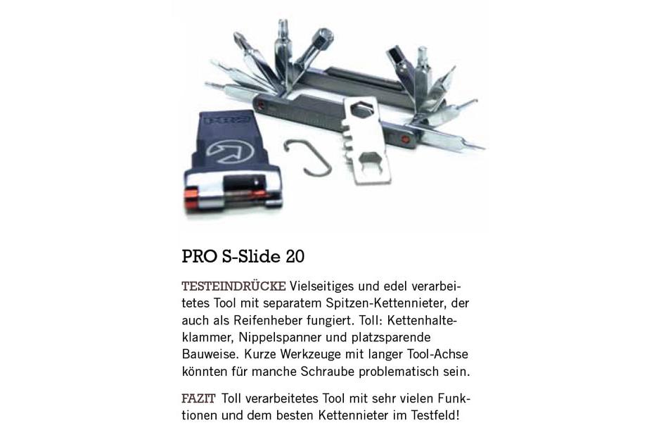 PRO S-Slide 20