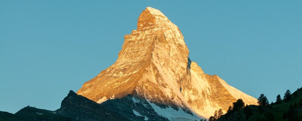 Das Matterhorn: Wahrzeichen der Schweiz