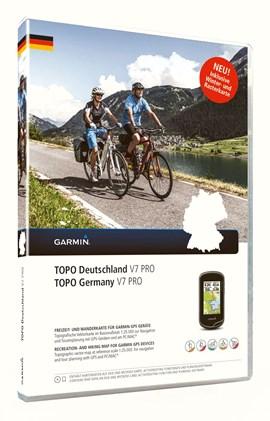 Topo-Karten von Garmin