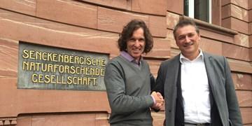 Stefan Glowacz und Dr. Martin Cepek Dr. Martin Cepek - SGN