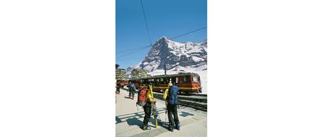 Bildergalerie: Skitour auf die Jungfrau