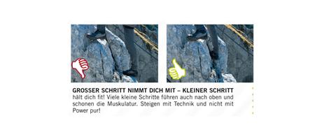 Ratgeber Klettersteig