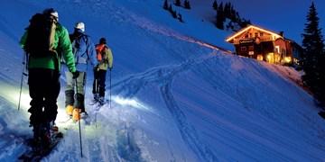 Skitouren auf Pisten, Bayern, Tirol, Salzburger Land