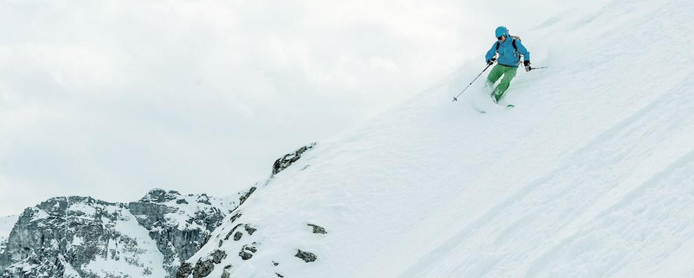 Produkttest Freetouring-Ski