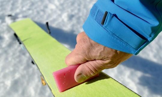 Skitouren Felle wachsen