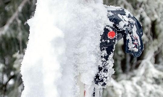 Stollen Skitour Fell