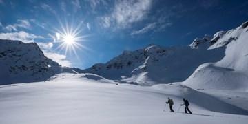 Skitourenparadies über dem Sulztal