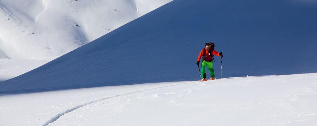 Tourentipps, Skitouren, Sellrain, Schöntalspitze