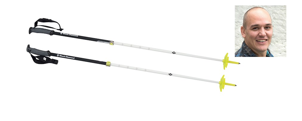Produkttest, Black Diamond Carbon Probe Ski Poles