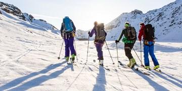 Fotogalerie zur Tourenreportage Skidurchquerung Berner Oberland