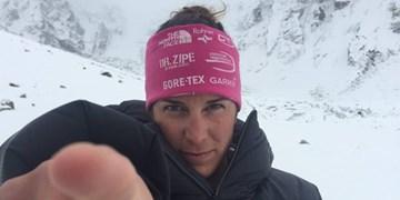 Tamara Lunger plant Everest-Winterbesteigung