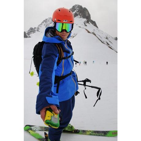 Impressionen vom Skitest 2016