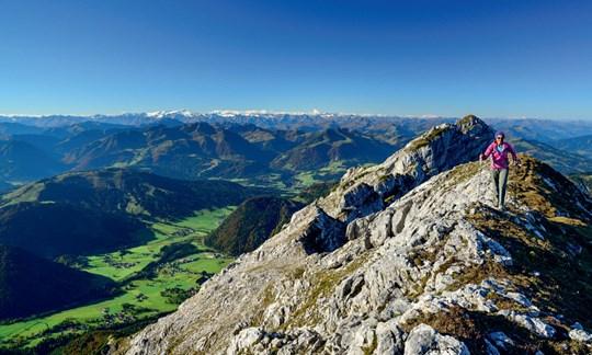 Nuaracher Höhenweg, Tourentipp, Touren, Loferer Steinberge