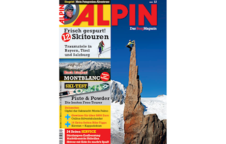ALPIN 12 /2012: Skitouren