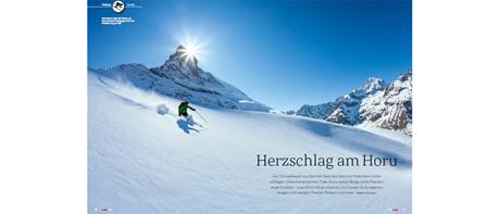 Titelstory aus ALPIN 03/2013: Freeride Zermatt