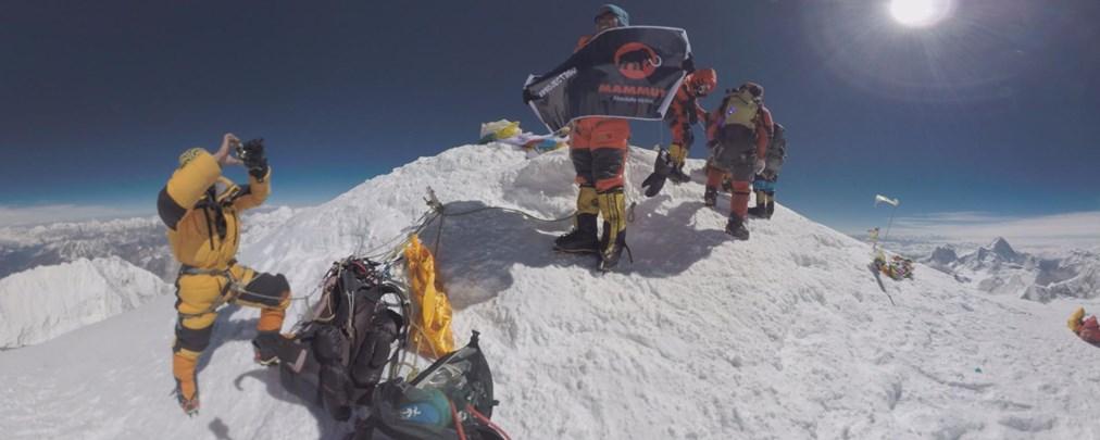 #project360: Mit Mammut auf den Mount Everest