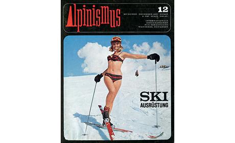 Slideshow von 2013: Welches ist das schönste Cover aus 50 Jahren ALPIN?