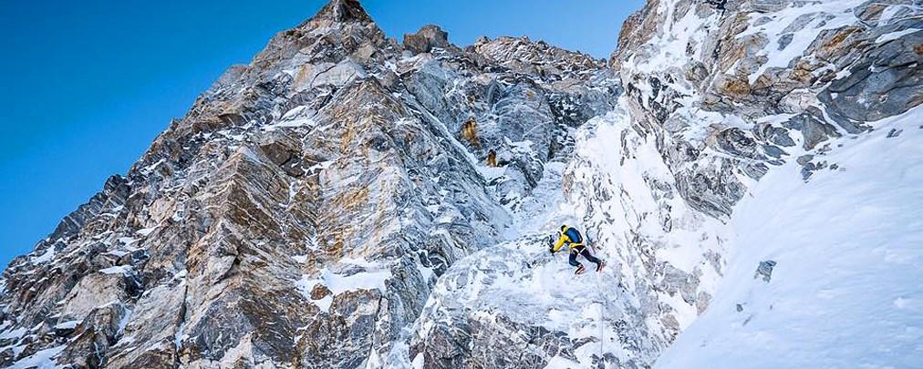 Steck und Göttler beenden Shishapangma-Expedition
