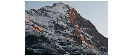 50 Jahre ALPIN: Eiger-Nordwand
