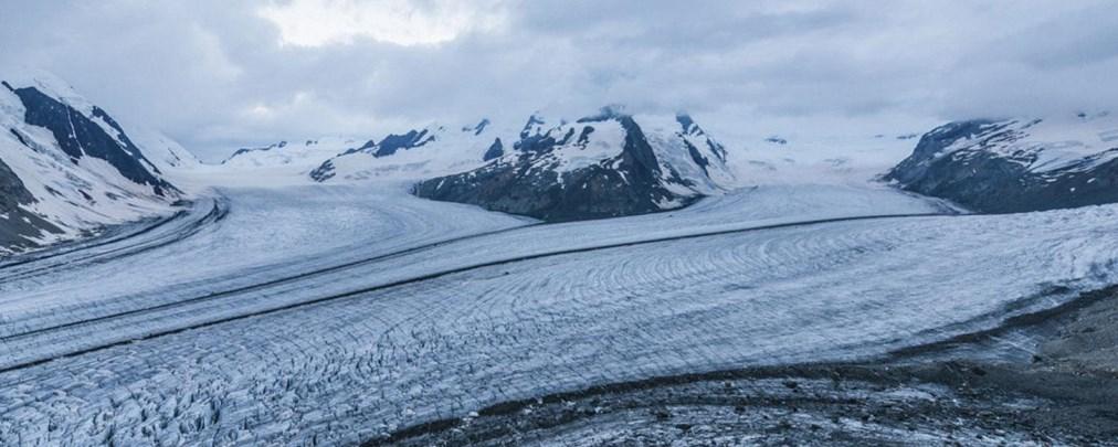 Marco Volken: Aletsch – Der grösste Gletscher der Alpen