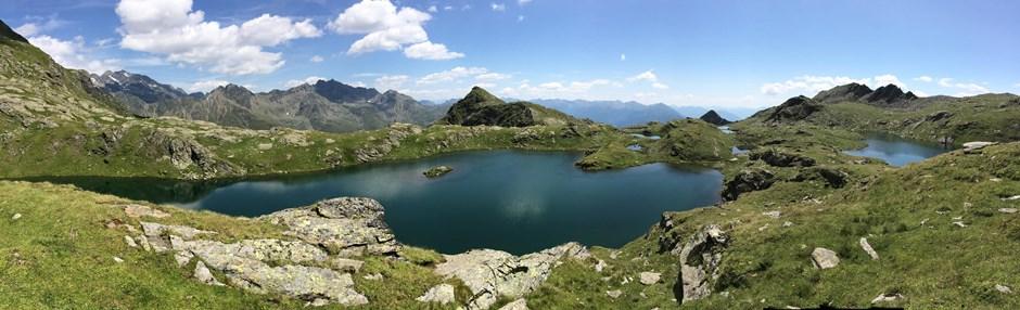 Neualplseen in Osttirol