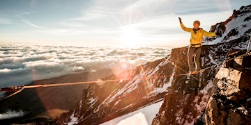Stephan Siegrist stellt Weltrekord am Kilimandscharo auf