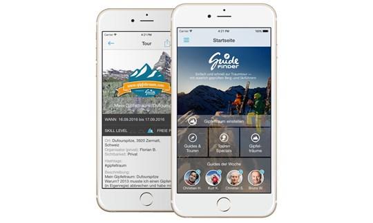 Guidefinder App, Gewinnspiel