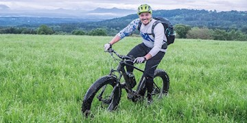 Test Elektro Fatbike E-Lom 4point8 X01