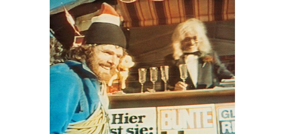 """""""Verstehen Sie Spaß?"""" - der Kiosk am Matterhorn"""