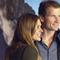 Auch da: Jens Lehmann mit Frau