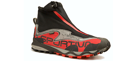 alpin.de Gear Check: La Sportiva Crossover Gore-Tex