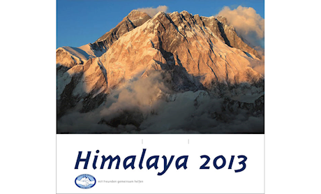 Himalaya Kalender 2013