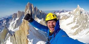 Markus Pucher: Wintererstbegehung des Cerro Pollone