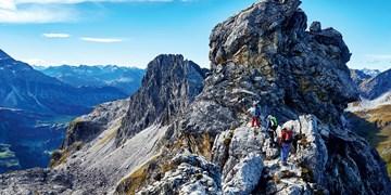 Transalp, Mindelheimer Klettersteig, Kramer: Die GPS-Tracks unserer November-Ausgabe