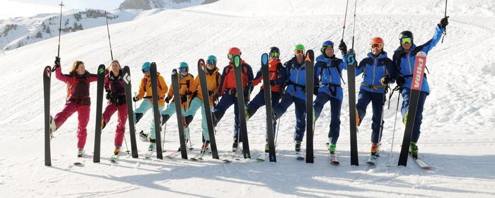 Videos und Fotogalerie: So lief der große ALPIN-Skitest 2016
