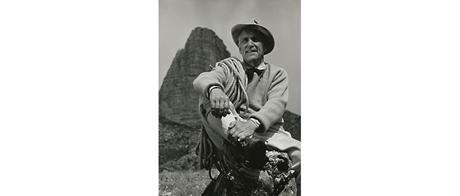 Luis Trenker: Bilder eines Bergsteigerlebens