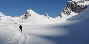 Alles zum Thema Skitouren