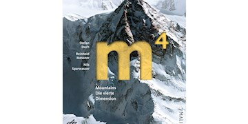 Rezension, Stefan Dech, Reinhold Messner, Nils Sparwasser: m4 Mountains – Die vierte Dimension.