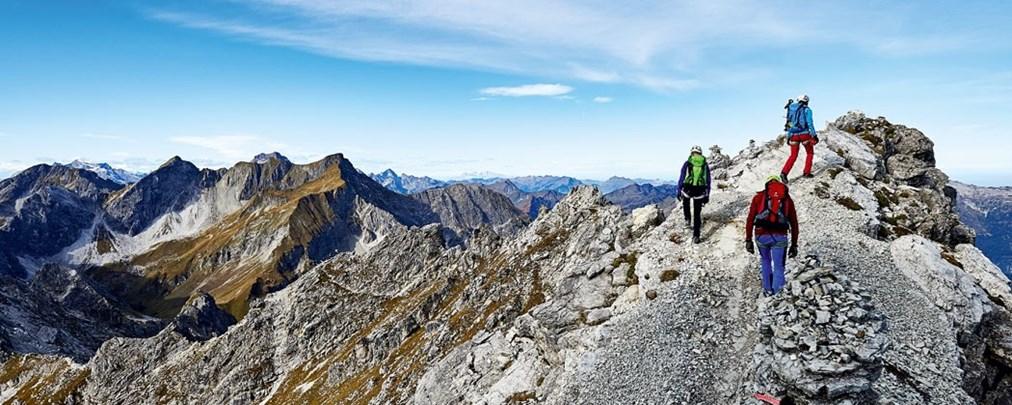 Tourentipp, Mindelheimer Klettersteig
