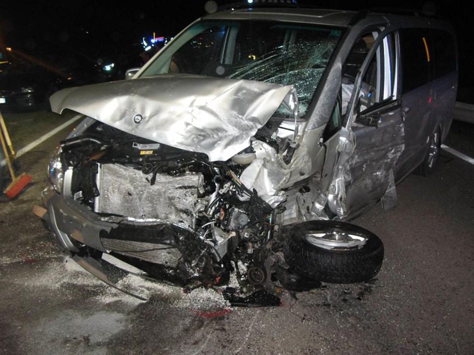 2013 - Der Autounfall