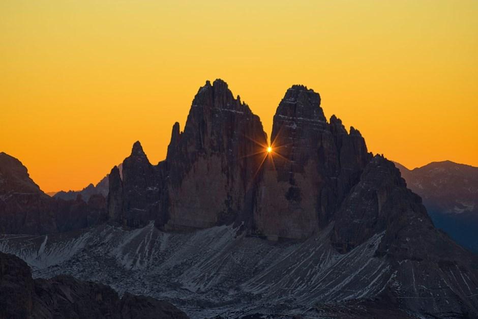 Titelbild - Sonnenaufgang