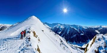 Extra-Bilder zur ALPIN Reportage, Skitouren rund um den Brenner