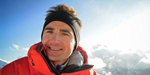 """Ueli Steck: """"Bergsteigen muss ich lebenslang"""""""