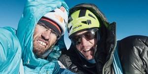 Hansjörg Auer und Alex Blümel: Erstbesteigung in Nepal