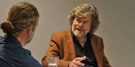 Interview mit Reinhold Messner Teil 4