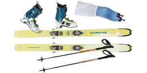 Skitouren-Ausrüstung: Das sind die Basics