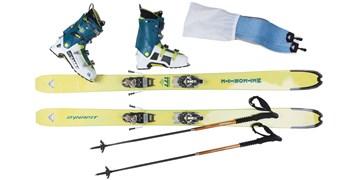Ausrüstung Skitouren Basic
