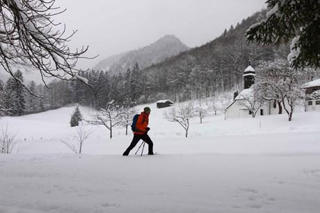 Skitouren rund um Ruhpolding