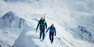 Hoch Tirol & Großer Geiger: Die GPS-Tracks der März-Ausgabe